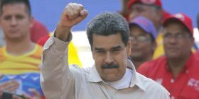"""Maduro amenaza con ser """"implacable"""" si ocurre un """"intento de golpe fascista"""""""