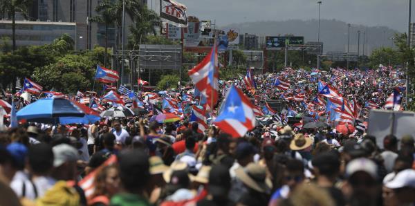 La situación en Puerto Rico es portada en varios medios internacionales