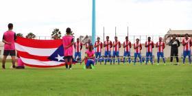 Puerto Rico intentará frenar su racha negativa en el fútbol masculino