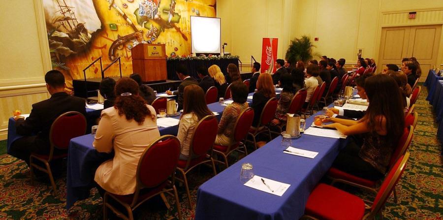 El primer congreso de este año se va celebrar el 27 y 28 de febrero, en el  Hotel San Juan Marriott, en Condado.   (horizontal-x3)