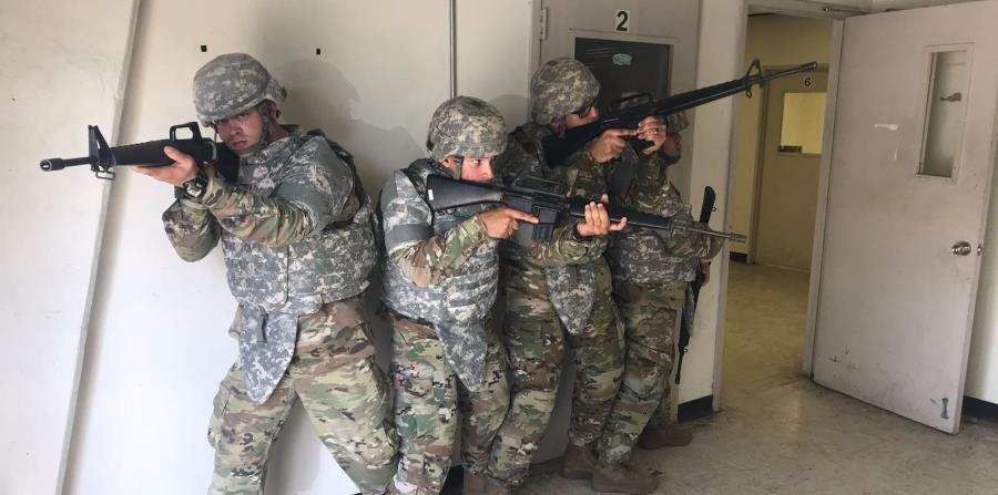 La compañía 268 es una de las 35 unidades que componen la Reserva del Ejército de Estados Unidos en Puerto Rico, con aproximadamente 5,000 soldados asignados (horizontal-x3)