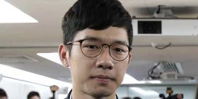 Destacado activista de Hong Kong se marcha tras la nueva ley