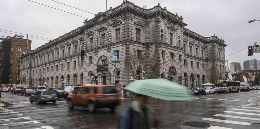 Corte de Apelaciones del Noveno Circuito, con sede en San Francisco, California (horizontal-x3)