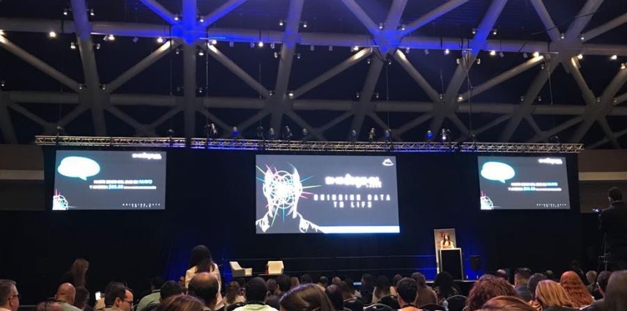 La presentación se hizo en el Centro de Convenciones. (Suministrada) (horizontal-x3)