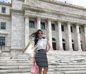 Plantea proyecto de ley desde Miss Mundo de Puerto Rico