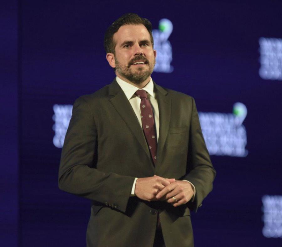 El gobernador Ricardo Rosselló Nevares. (GFR Media) (semisquare-x3)