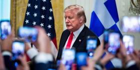 Seguidores de Trump aplauden la falta de nuevas imputaciones en el informe de Mueller