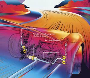 Balance activo en el nuevo Porsche Panamera
