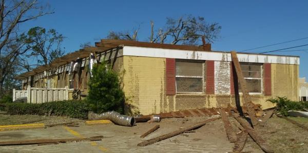 "Una joven boricua sobre el huracán Michael: ""No quedó nada en mi casa"""
