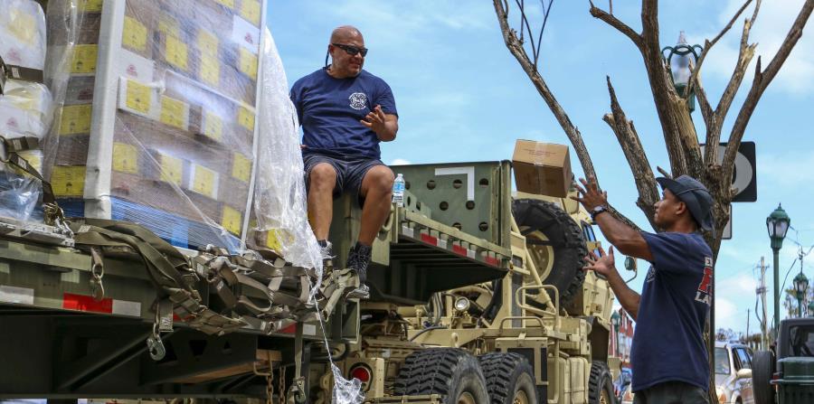 La ayuda fue donada por la organización sin fines de lucro Acacias de Nueva York (horizontal-x3)