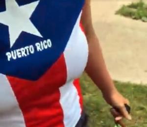 Sentencian a hombre que gritó a mujer que vestía camisa con la bandera de Puerto Rico