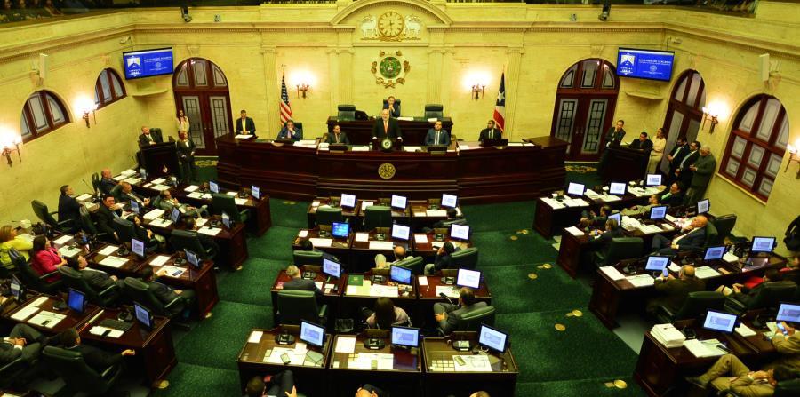 La Cámara de Representantes aprobó ayer su primera repartición de $9 millones, y le falta al Senado hacer lo propio. Para las primeras dos reparticiones de la Cámara este cuatrienio, las resoluciones conjuntas se aprobaron en mayo. (horizontal-x3)