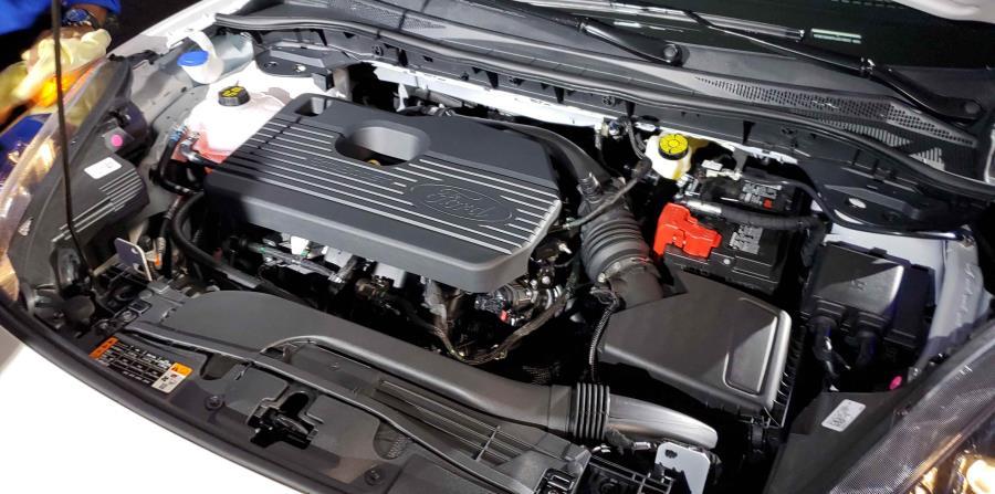 Todos los modelos de la línea, ya sea impulsados por uno de los dos motores EcoBoost® o los nuevos motores híbridos, tienen como objetivo lograr al menos 400 millas por tanque de acuerdo con los rangos estimados por la EPA. (Francisco Javier Díaz)