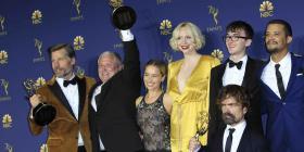 """Todo listo para la 71 gala de los Emmy con """"Game of Thrones"""" de favorita"""