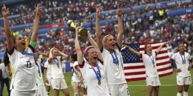 Aplazan el juicio de la selección femenina de fútbol por discriminación
