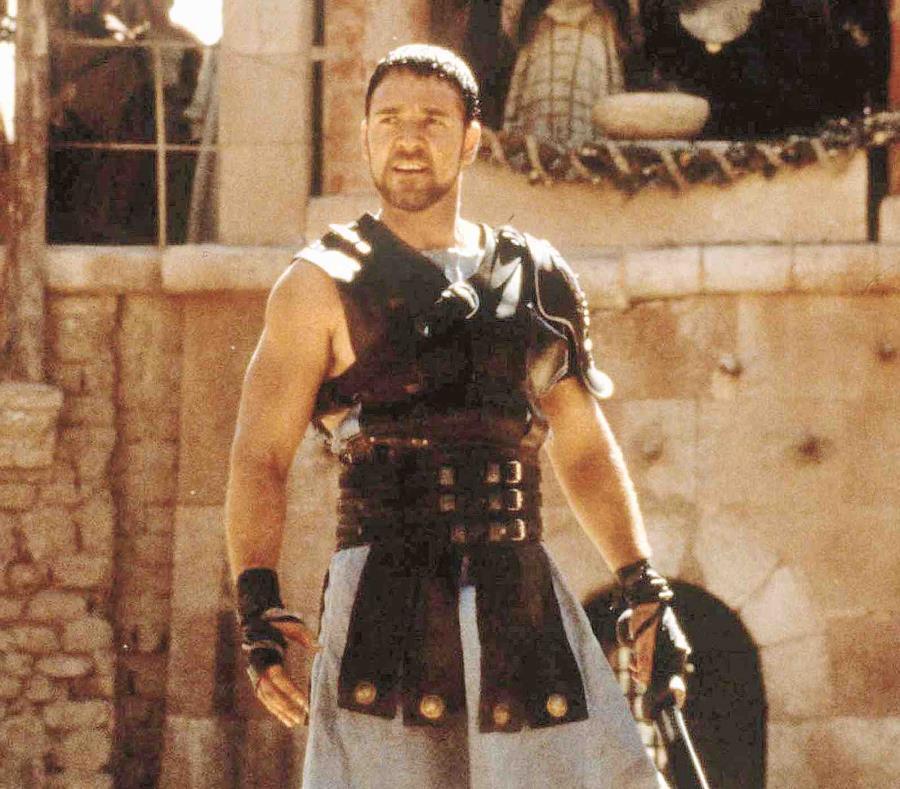 Planean la segunda parte de la película 'Gladiador'