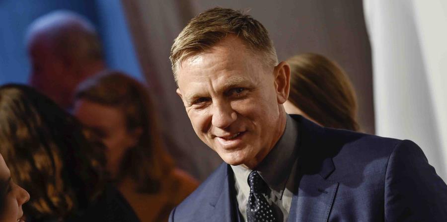 Esta será la quinta película que protagoniza Daniel Craig de James Bond. (AP) (horizontal-x3)