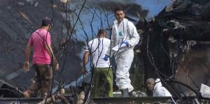 Aumenta a 110 la cifra oficial de muertos en accidente de avión en Cuba