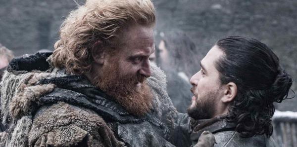 """Episodio de despedidas en la octava temporada de """"Game of Thrones"""""""