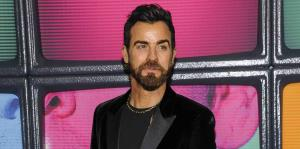 Justin Theroux habla sobre su divorcio de Jennifer Aniston