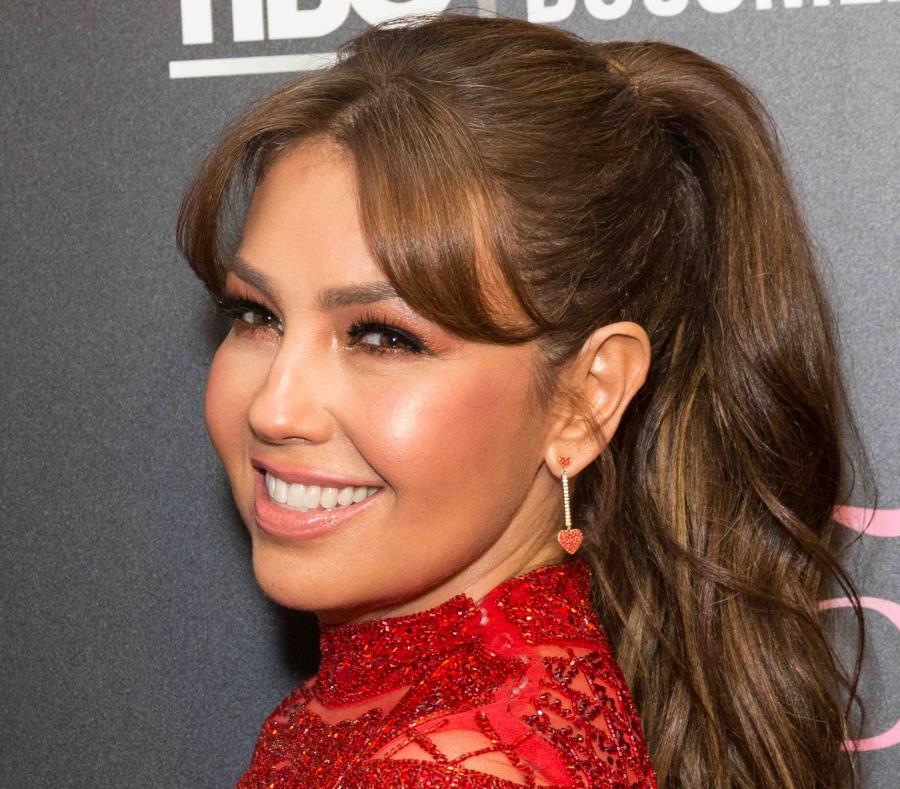 Thalía lleva 17 años casada con Tommy Mottola. (Shutterstock) (semisquare-x3)