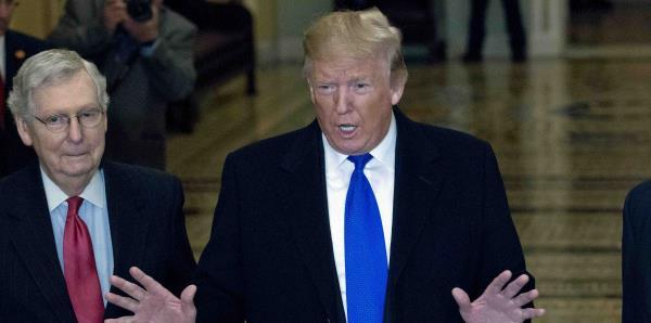 Trump volvió a hablar en contra de la ayuda a Puerto Rico