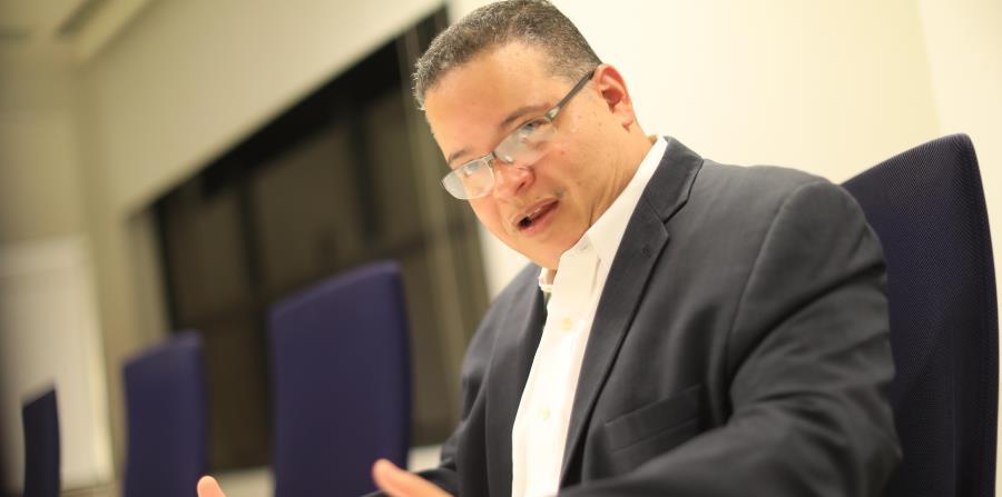 Víctor Ramos, presidente del Colegio de Médicos, solicitó que la organización que preside sea reconocida como una de las entidades autorizadas a cultivar cannabis  con fines investigativos. (horizontal-x3)