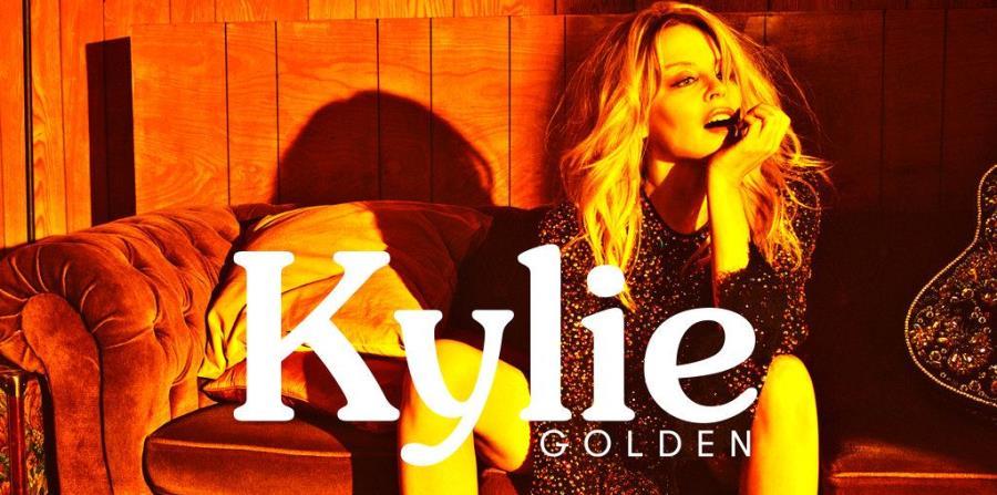 Imagen de la portada del disco de Kylie Minogue. (AP) (horizontal-x3)
