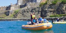 Excursión por tierra, mar y aire en el Viejo San Juan