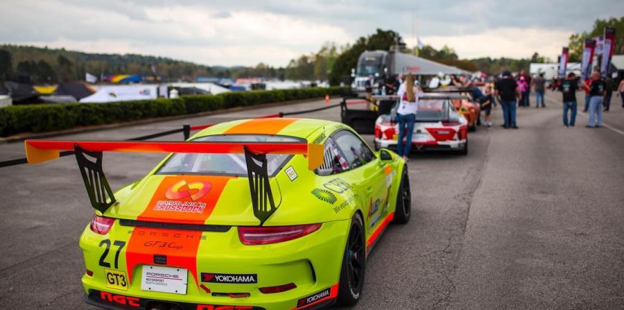 Los fanáticos de la velocidad podrán ver la transmisión en VIVO de las carreras a través de IMSA.tv el 4 de mayo de 2019.