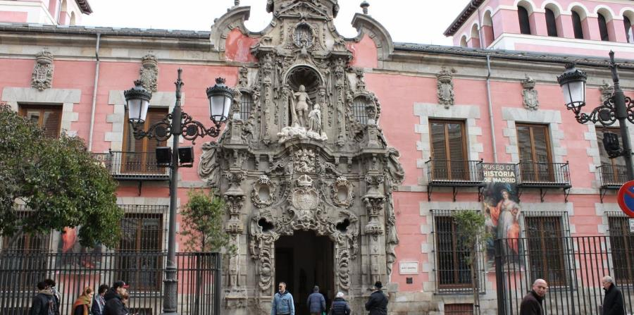 Museo de Historia de Madrid. (Suministrada)