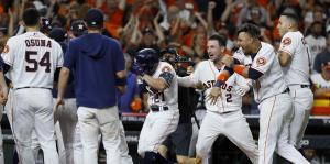 Astros van a su segunda Serie Mundial