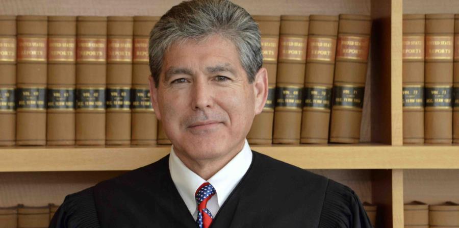 Esta foto del 17 de julio del 2018 proporcionada por la Corte Federal de Distrito en el Distrito del Sur de California muestra al juez Dana Sabraw en San Diego. (horizontal-x3)