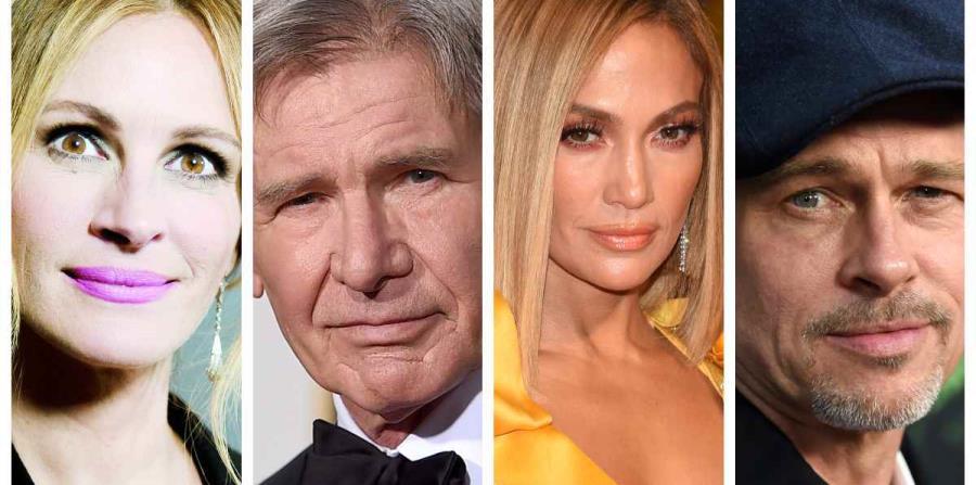 Así se ganaban la vida estos actores antes de brillar en Hollywood