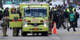 El ELN reconoce su autoría en el atentado terrorista en Colombia