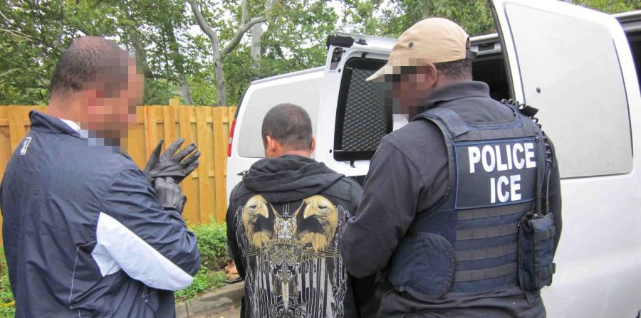 Entre las nacionalidades de los arrestados se encuentran de México, Perú, Guatemala, El Salvador y Rusia (horizontal-x3)