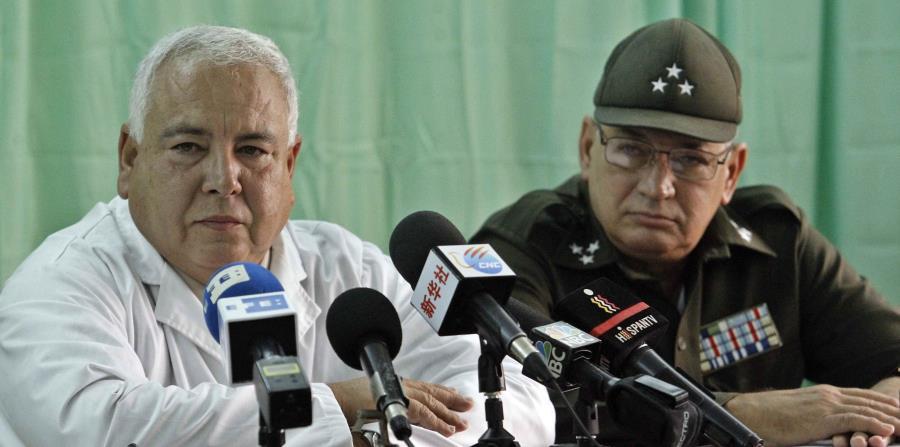 En total, 67 personas eran de la provincia de Holguín, 21 de La Habana, tres de Granma, tres de Santiago de Cuba, dos de Matanzas, dos de la Isla de la Juventud y uno de Las Tunas, informó el director del IML, Sergio Rabell. (izq.) (horizontal-x3)