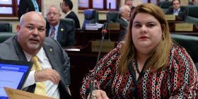 Jenniffer González y Johnny Méndez recomiendan fecha para la reunión del directorio del PNP