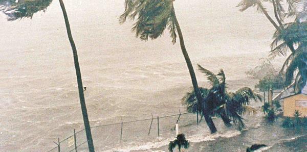 A 30 años del paso del huracán Hugo por Puerto Rico