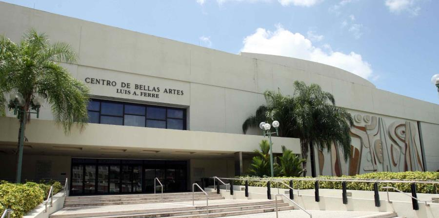 La obra se presenta en la Sala de Festivales Antonio Paoli del Centro de Bellas Artes de Santurce. (Archivo / GFR Media) (horizontal-x3)