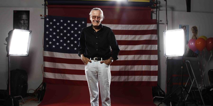 Stan Lee y su paso por el cine