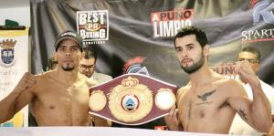 En peso Jean Carlos 'Lobo' Torres y Carlos Portillo