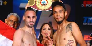 José Pedraza irá a un duro combate contra Antonio Lozada