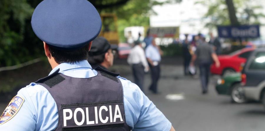 El uniformado murió baleado en el medio de una investigación en el residencial Pedro J. Palou. (horizontal-x3)