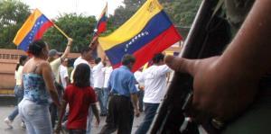 Un informe revela la brutal represión de las fuerzas chavistas