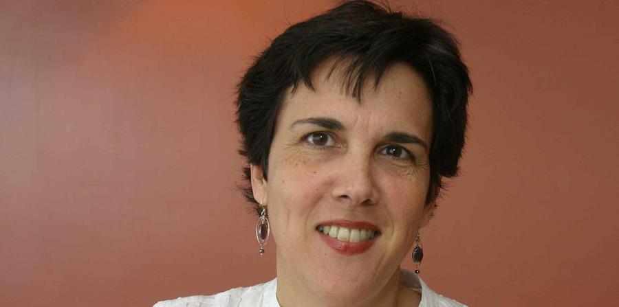 La profesora Sofía Cardona, portavoz del grupo Profesores Autoconvodacos en Resistencia Solidaria (Pares). (horizontal-x3)