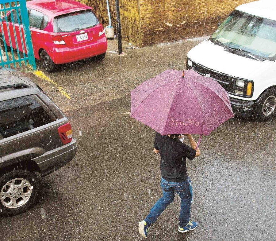 La probabilidad de lluvia aumentará el domingo. (GFR Media) (semisquare-x3)