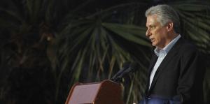 El presidente de Cuba comienza visita oficial a China