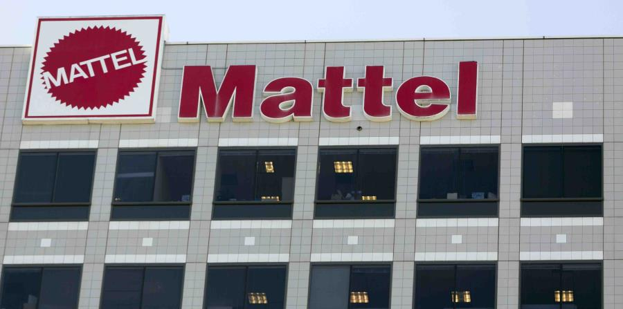 Mattel, con sede en El Segundo, California, ha registrado caídas en sus ingresos todos los años desde 2013. (Archivo / AP) (horizontal-x3)