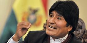 Evo Morales denuncia un golpe y declara el estado de emergencia en Bolivia